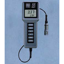 Dissolved Oxygen Meters: YSI 55