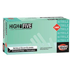 Gloves: Nitrile Powder-Free with Aloe