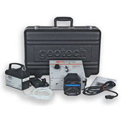Peristaltic Pumps for Low Flow Water Sampling | EON Pro | Geotech GeoPump and Series I and II