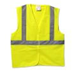 Safety Vests:  ANSI Class II -