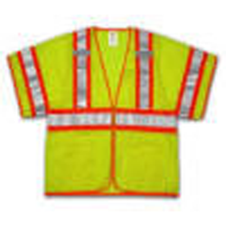 Safety Vests: ANSI Class III