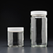 Sample Collection Bottles-Clear Glass -